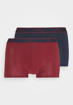 TOM TAILOR - PANTS 2 PACK - Shorty - red