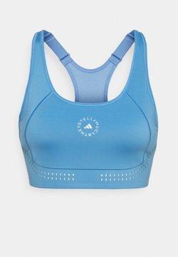 adidas by Stella McCartney - TRUEPUR BRA - Sport BH - blue