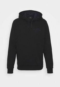 PS Paul Smith - MENS HOODY CRAYONS UNISEX - Sweatshirt - black
