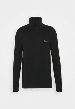 HUGO - SAN ROLANDO - Pullover - black