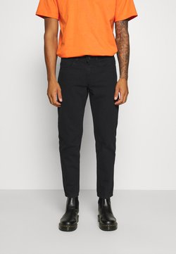 Redefined Rebel - MONACO - Slim fit jeans - deep black