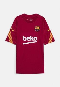 Nike Performance - FC BARCELONA - Equipación de clubes - noble red/amarillo
