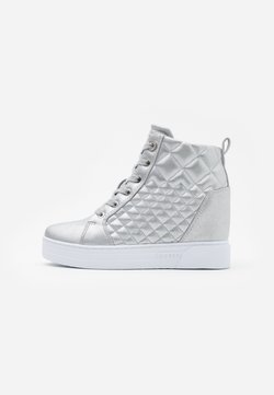 Guess - FASE - Sneaker high - argent