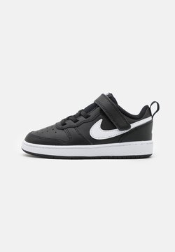 Nike Sportswear - COURT BOROUGH 2 - Sneakers laag - black/white