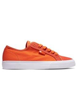 DC Shoes - MANUAL - Sneakers laag - hot orange