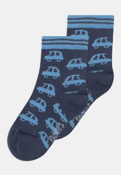 Ewers - AUTOS 2 PACK - Calcetines - navy