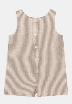 ARKET - UNISEX - Jumpsuit - light brown/white