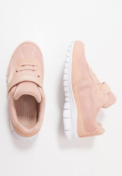 Kappa - FOLLOW - Sportschoenen - dark rosé/white