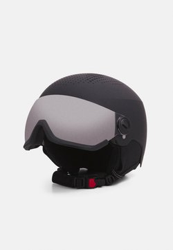 Alpina - ARBER VISOR UNISEX - Helm - black matt