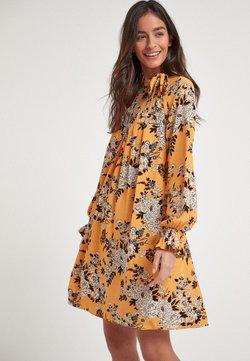 Next - Sukienka letnia - ochre