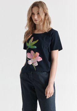 TATUUM - T-shirt imprimé - navy blue