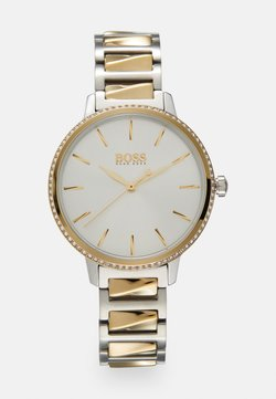 BOSS - SIGNATURE - Montre - silver-coloured/gold-coloured