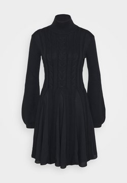 Emporio Armani - DRESS - Jumper dress - blu navy
