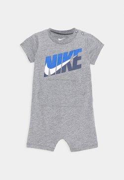Nike Sportswear - GRAPHIC ROMPER - Combinaison - carbon heather