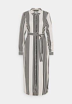 Vero Moda - VMNIVA DRESS - Vestido largo - ash/black/birch