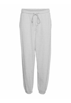 Vero Moda - Jogginghose - light grey melange