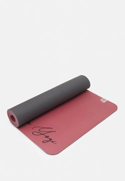 Yogasearcher - COMFORT YOGA MAT 5MM - Fitness / Yoga - blush