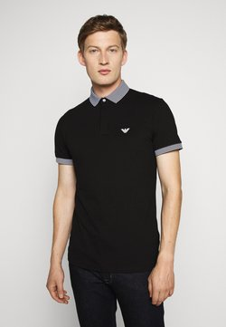 Emporio Armani - Poloshirt - nero