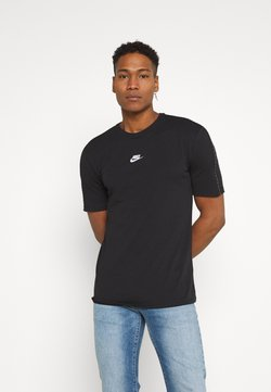 Nike Sportswear - REPEAT - T-shirt print - black
