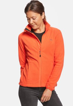 Jeff Green - ANNE - Fleecejacke - orange