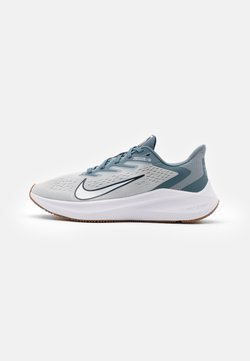 Nike Performance - ZOOM WINFLO 7 - Neutral running shoes - photon dust/white/obsidian/ozone blue