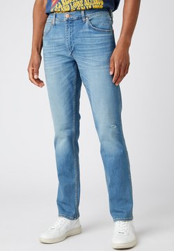 Wrangler - GREENSBORO - Jeans a sigaretta - dusty devil