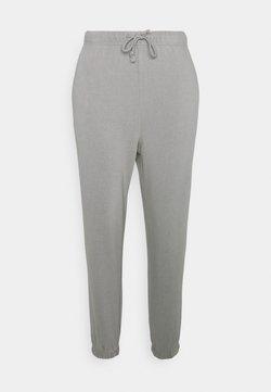 Pieces Petite - PCCHILLI PANTS - Jogginghose - light grey melange