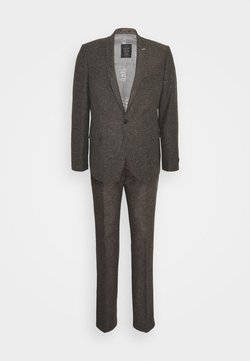 Shelby & Sons - BUCKLAND SUIT - Anzug - brown