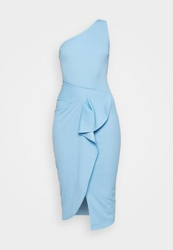 Mossman - THE SUN RAYS DRESS - Vestido de tubo - blue