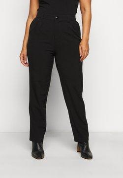 ONLY Carmakoma - CARRENEE PANT - Pantalon classique - black