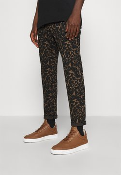 Filling Pieces - LOW TOP CRUMBS - Trainers - brown