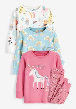 Next - 3 PACK SNUGGLE - Pyjama - multi-coloured