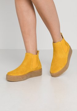 Tamaris - Ankle Boot - saffron