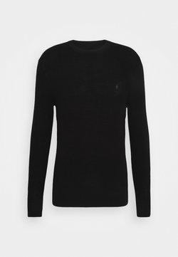 AllSaints - IVAR CREW - Pullover - black