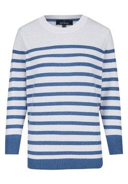 Daniel Hechter - MIT STREIFENMUSTER - Sweatshirt - blue