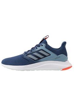 adidas Performance - ENERGYFALCON  - Zapatillas de running neutras - tech indigo/sky tint/tactile blue