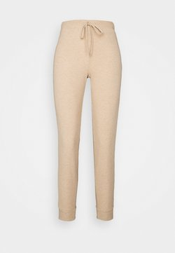 ONLY Petite - ONLZOE LONG PANTS - Jogginghose - beige
