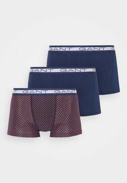GANT - BASIC TRUNK MINI STAR 3 PACK - Shorty - persian blue