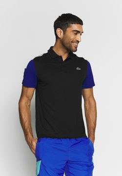 Lacoste Sport - TENNIS - Funktionsshirt - black/cosmic white