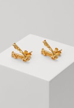 Versace - UNISEX - Kolczyki - gold-coloured