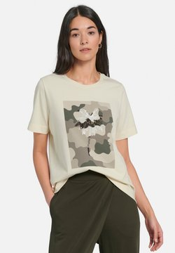 MARGITTES - T-Shirt print - offwhite/multicolor