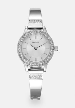 Sekonda - Uhr - silver-coloured