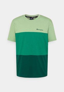 Champion - CREWNECK - T-shirt basic - green