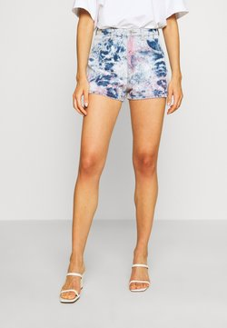 Abrand Jeans - HIGH RELAXED  - Denim shorts - lovewaves