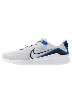 Nike Performance - RENEW RIDE - Zapatillas de running neutras - photon dust/black/racer blue/chile red