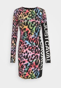 Just Cavalli - Jerseykleid - multicolor