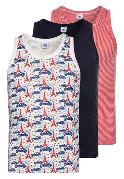 Petit Bateau - DEBARDEURS 3 PACK - Unterhemd/-shirt - multicolor