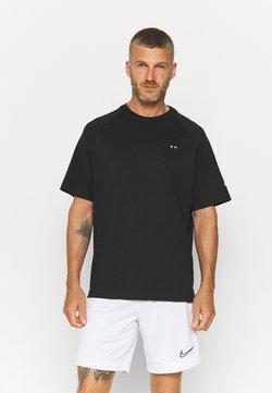 Nike Performance - FRANKREICH FFF - T-Shirt print - black/white