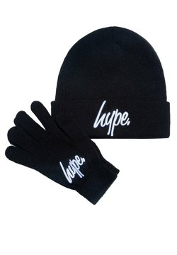Hype - SET - Fingerhandschuh - black