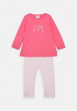 Sanetta - LONG MOTIV BABY SET - Pyjama - camellia rose
